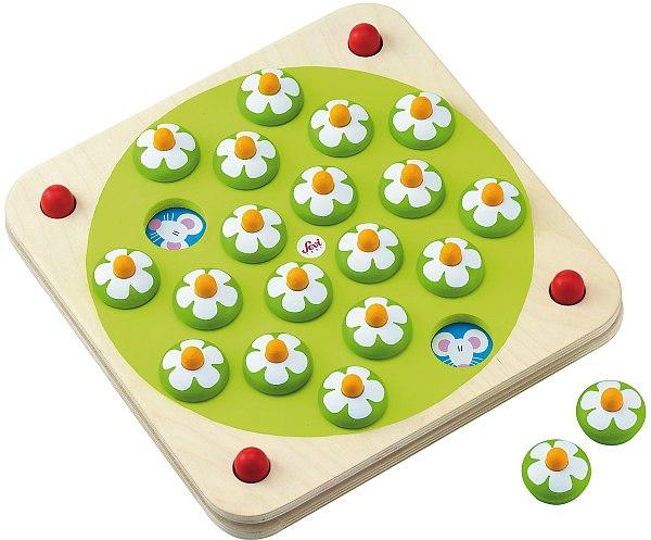Sevi wooden memory game