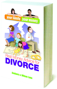 Real Money Advice for Divorce