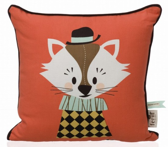 Ferm Living Marionette cushions 1