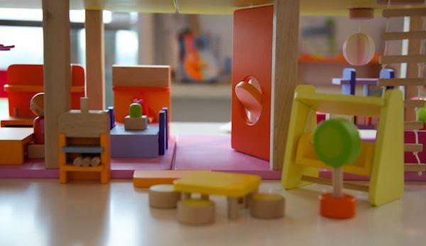 Kids Instyle Sevi Rainbow Puppen