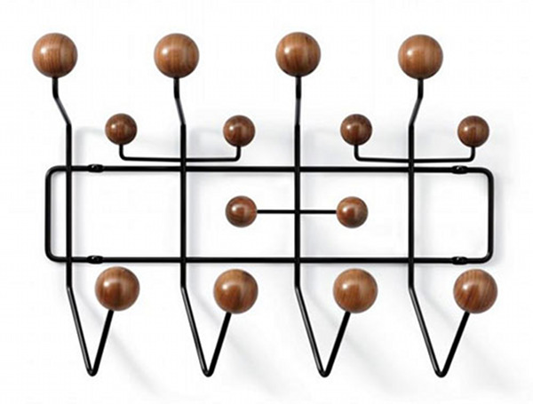 Eames Walnut Hang It All