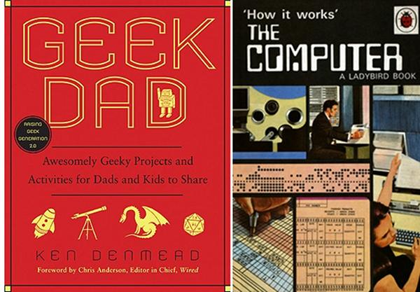 Father's Day Geek Dad