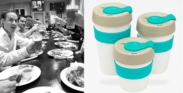 Father's Day Beer Keepcup