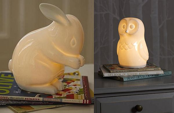White Rabbit England nightlights