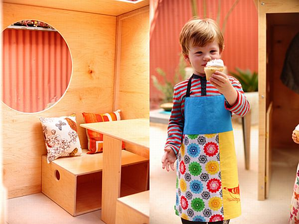 Modern Playhouse cushions and textiles