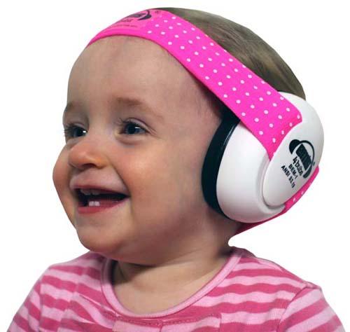 Baby earmuffs
