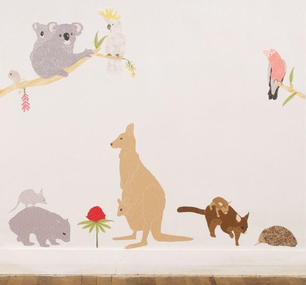 Love Mae Australiana new wall decals