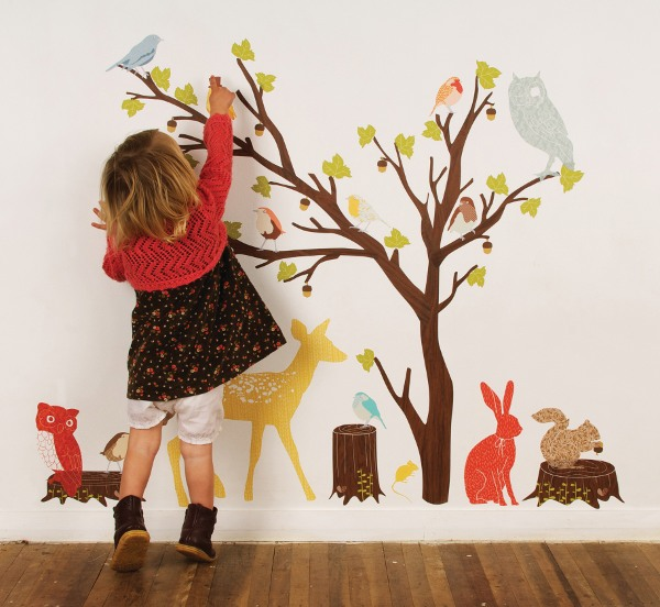 fabulous new range of wall decals from love mae love mae wall stickers techno decals amp bamboo dinnerware