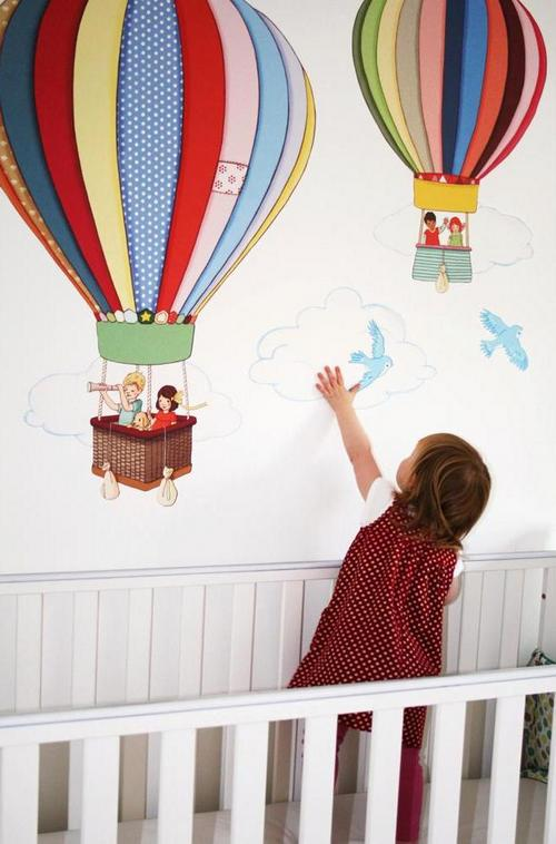 belle and boo wall decals