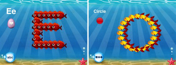 Kid friendly apps for ipad fun nearinteraction blog for Kid friendly fishing near me
