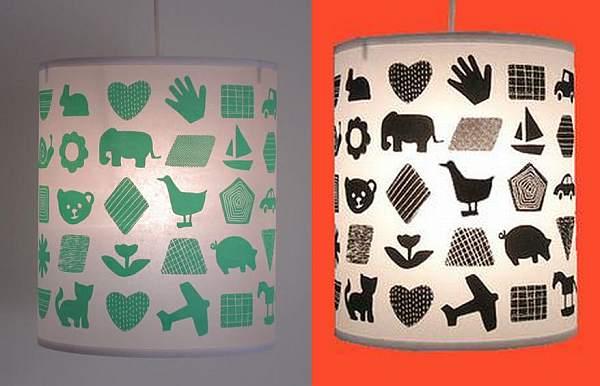 Helen Rawlinson lamp shades