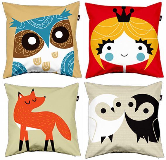 Little Beehive Cushions