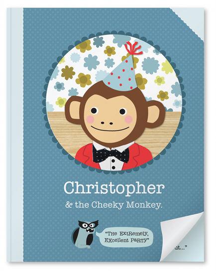 Mooo personalised book