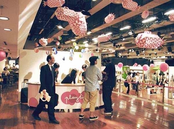 Playtime Tokyo Foyer