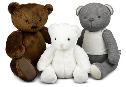 silver cross classic collection bears