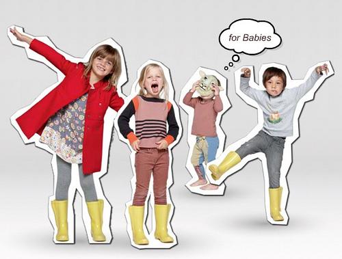 Stella McCartney Kids Fashion 2010