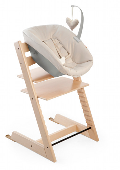 Newborn set makes tripp trapp a chair for life - Stokke silla ergonomica ...