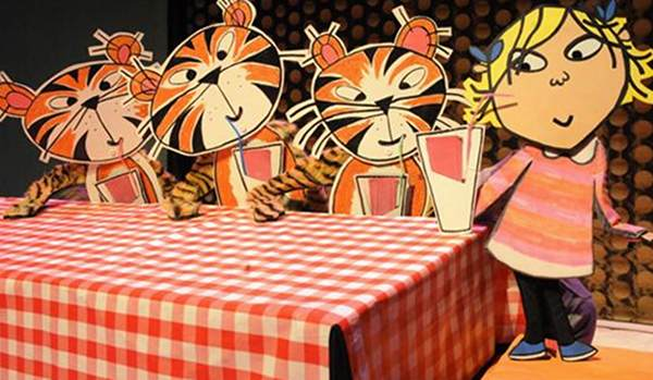 Charlie and Lola stage show Sydney Opera House