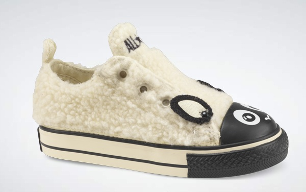 Converse Chuck Taylor animal sneakers trainers