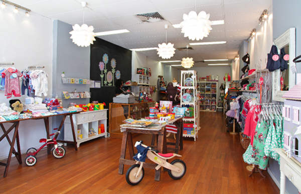 Infancy store Newtown