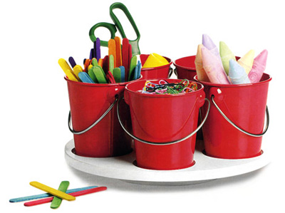 Buckets Of Fun Crafts With Kids Kitchen