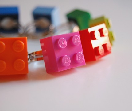 Chocolate Mint Crafts lego ring