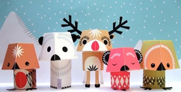 Mibo paper craft at lark