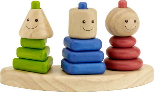 Simple Wooden Toy Cars for Pinterest