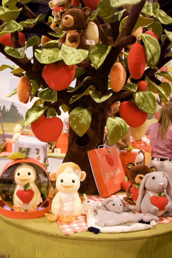 apple park soft toys