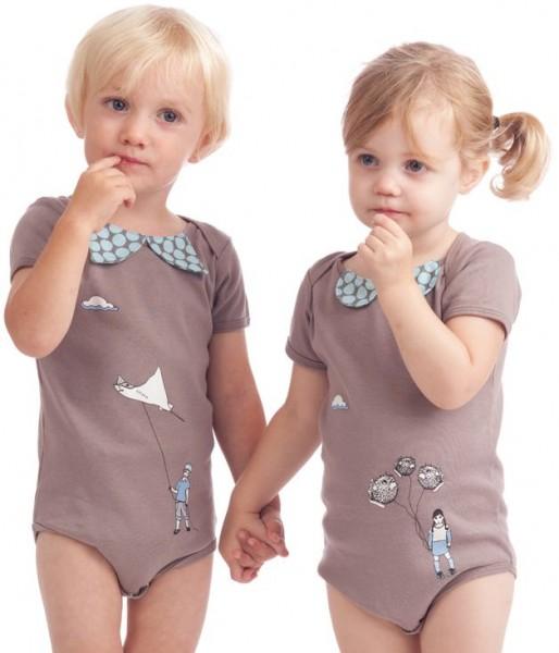 Bora Bora organic kids clothes