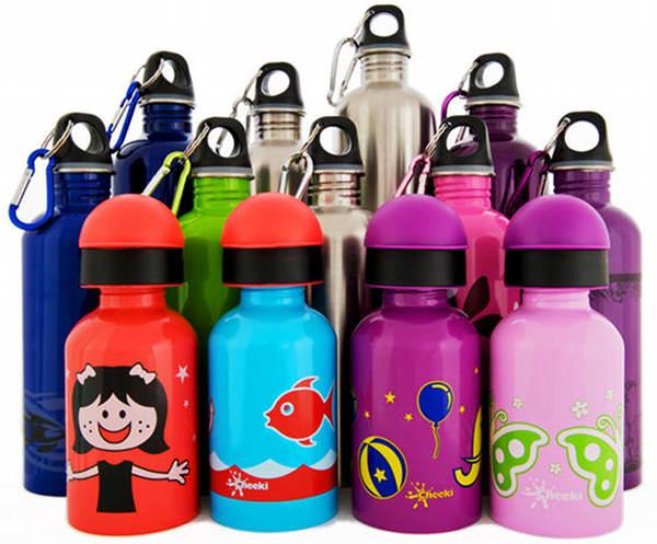 Cheeki drink bottles