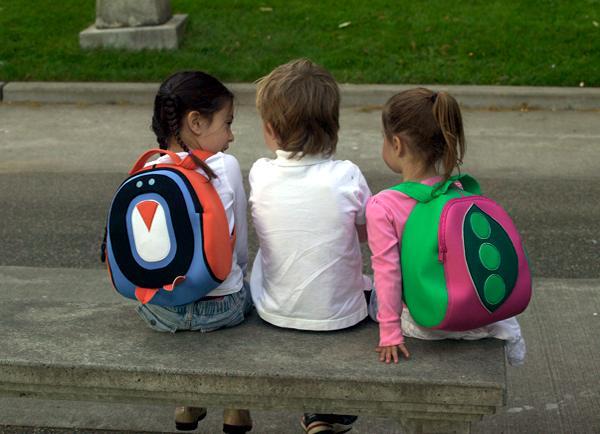 Dabbawalla backpacks