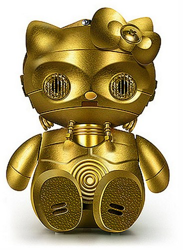 Hello Kitty by Joseph Senior