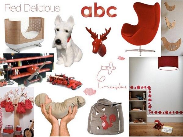 Nurture by Design Red Delicious