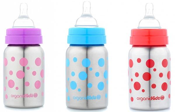 organic kidz bottles