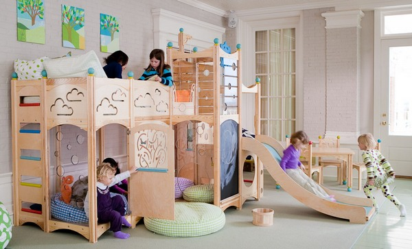 The Beds Playsets Can Be Completely Customised To Fit The Space And Also  The Decor U