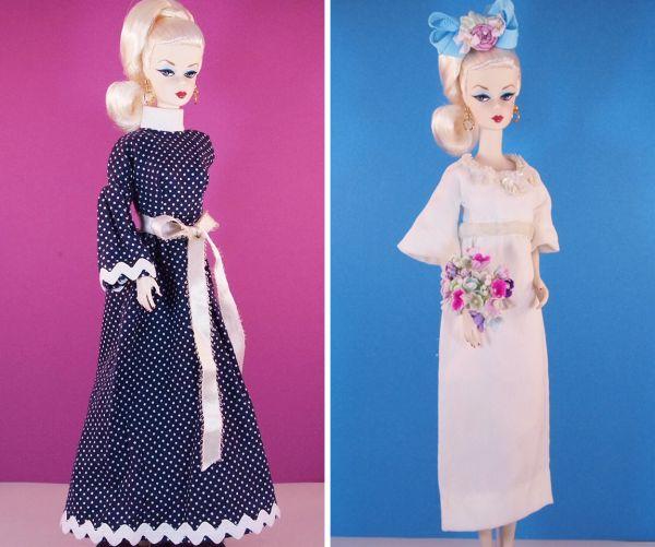 Barbie fashion clothing vintage
