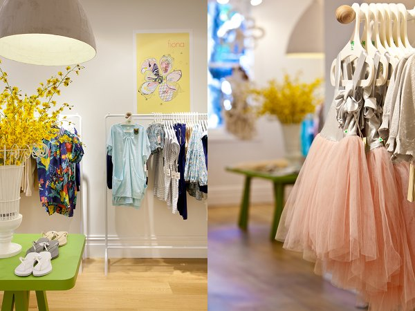 Big by Fiona Scanlan Carlton store