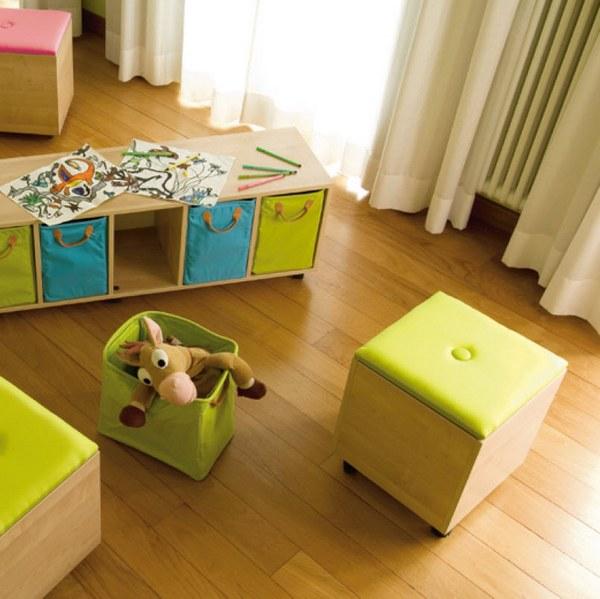 Childrens Kids 3 Tier Toy Bedroom Storage Shelf Unit 8: Designer Storage From Lazzari