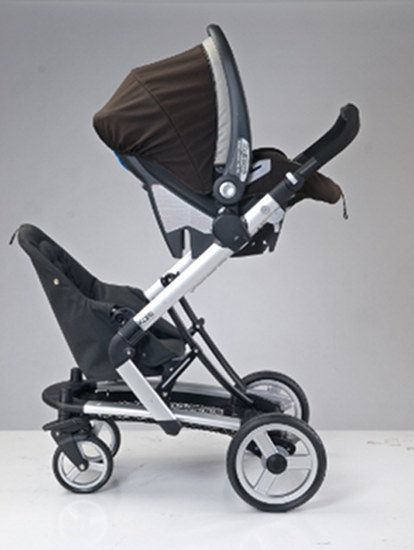 Peg Perego Skate Now A Double Pram With New Jumper Seat