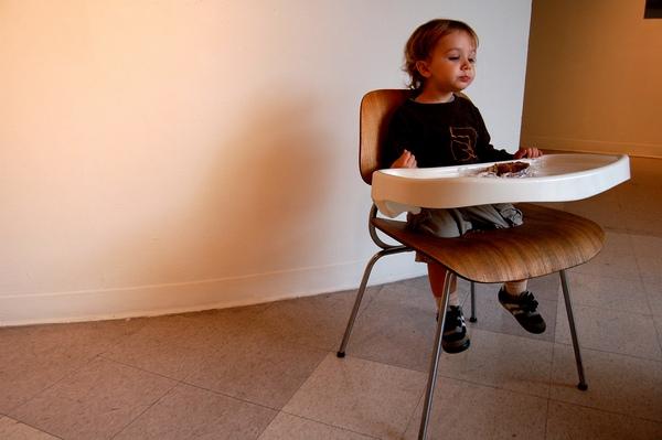 Eames Hack High Chair