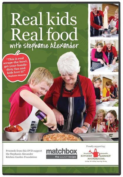 Real Kids Real Food Stephanie Alexander Kitchen Garden Foundatin Matchbox