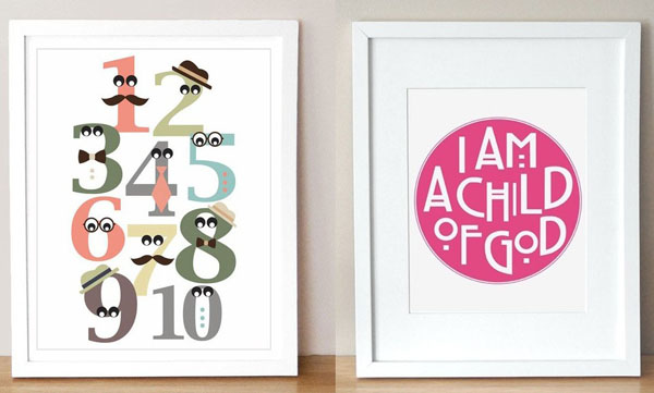 art prints children