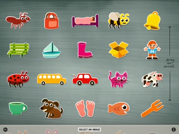 Alpha Writer Montessorium iPhone and iPad App