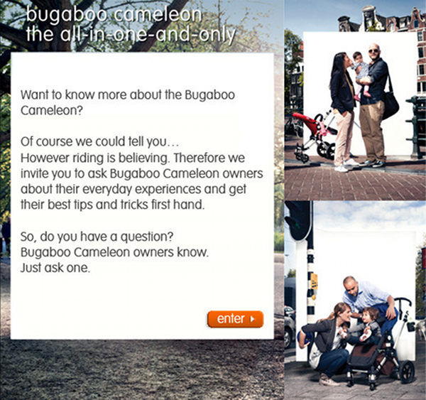 bugaboo ask an owner facebook app