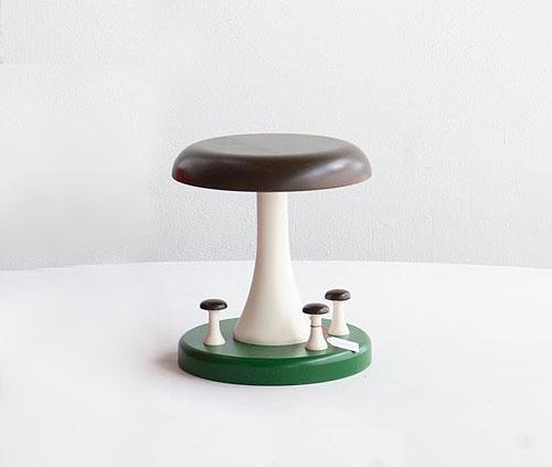 Comapny mushroom stool