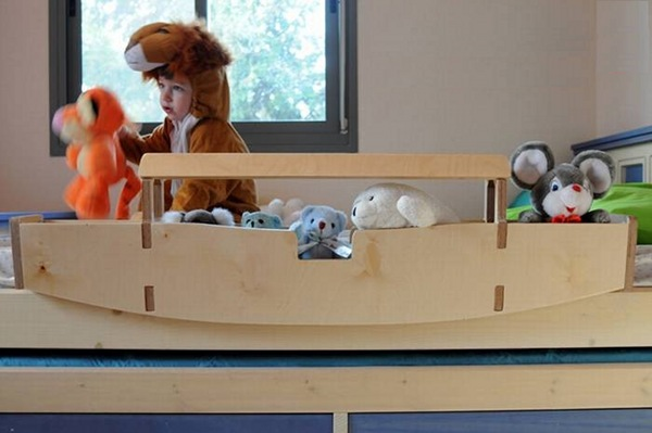 tambino bedrail Noah's Ark