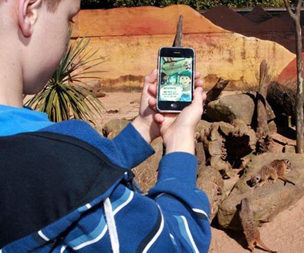 taronga zoo iphone app