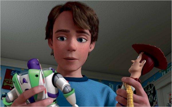 Pixar studios Toy Story 3