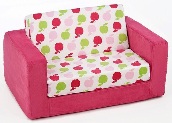 Teeny Me Apple Sofa